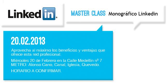 Aprovecha al máximo los beneficios y ventajas que ofrece esta red profesional. Miércoles 20 de Febrero en la Calle Medellín nº 7