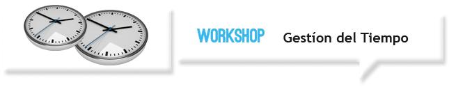 Workshop Gestión del Tiempo