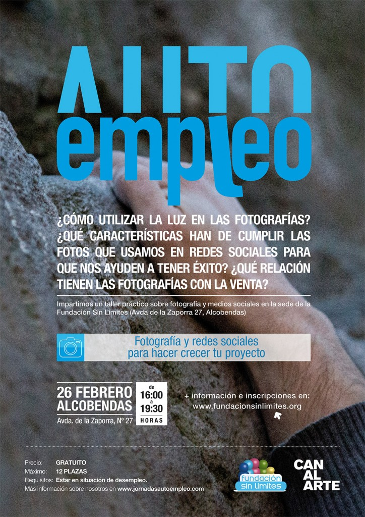 Cartel_Autoempleo_Alcobendas